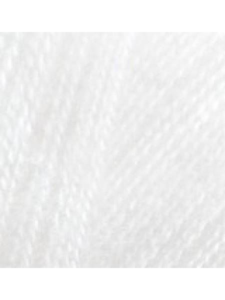 Ангора Реал 40 белый 55