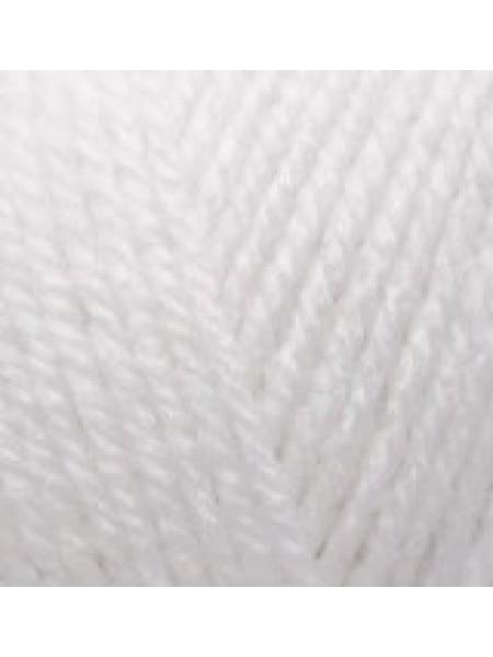 Альпака Роял белый 55