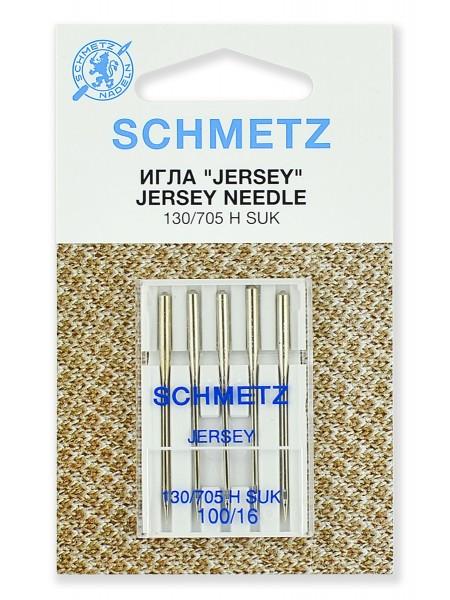 Иглы джерси № 100, Schmetz