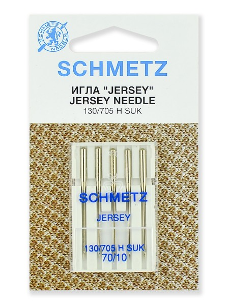 Иглы джерси № 70, Schmetz