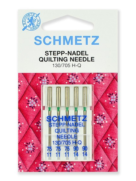 Иглы для квилтинга набор, Schmetz