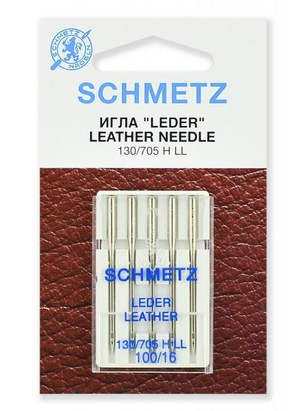 Иглы для кожи № 100, Schmetz