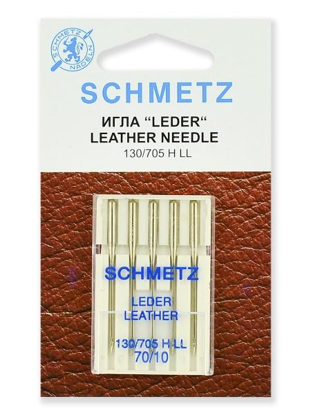 Иглы для кожи № 70, Schmetz
