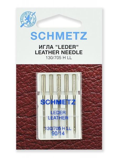 Иглы для кожи № 90, Schmetz