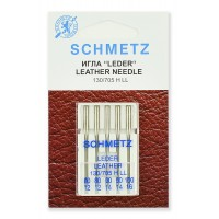 Иглы для кожи набор, Schmetz