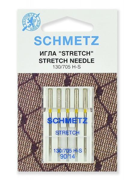 Иглы стретч № 90, Schmetz
