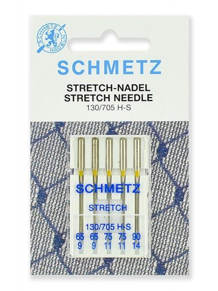 Иглы стретч набор, Schmetz