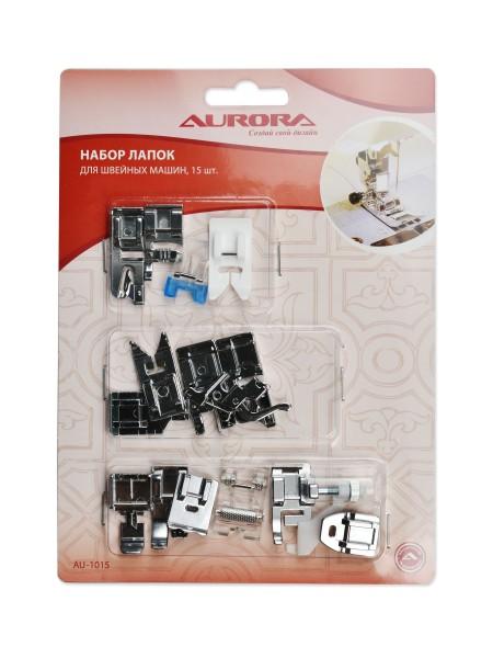 Набор для швейных машин (15 шт) Aurora