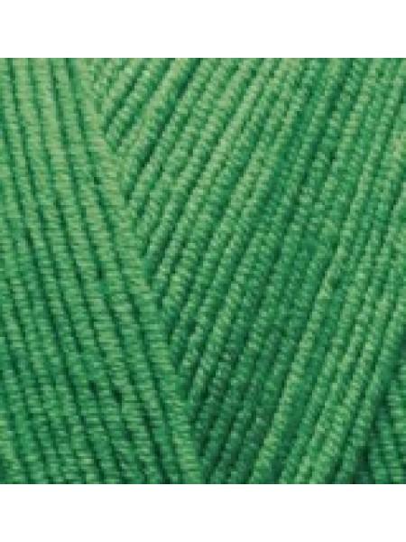Коттон Голд зеленая трава 126