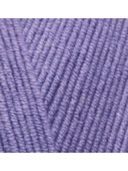 Коттон Голд 616 фиолет.