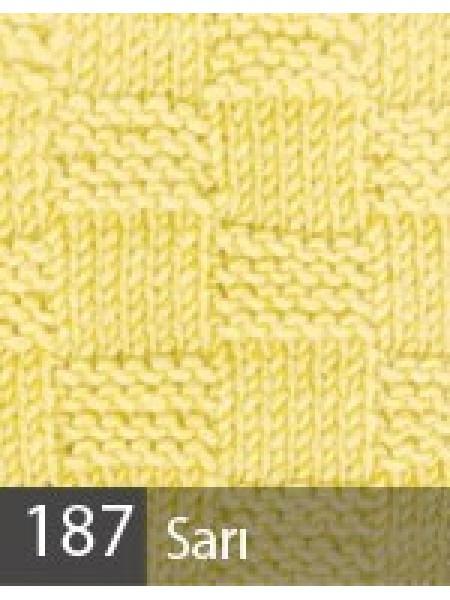 Беби Вул лимон 187