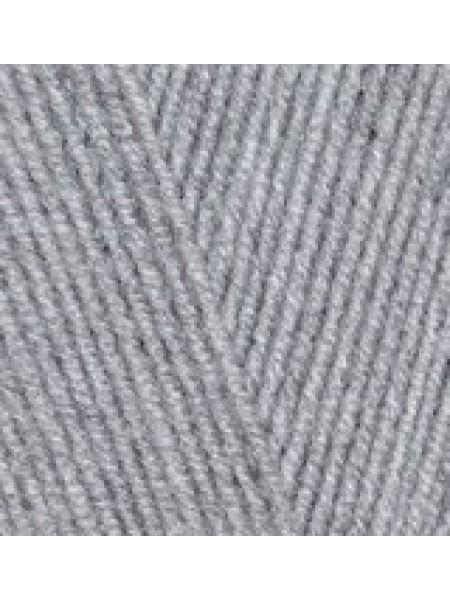 Лана Голд 800 серый меланж 21