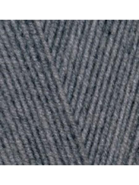 Лана Голд 800 средне-серый меланж 182