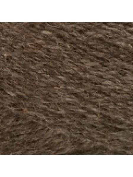 Чистошерстяная коричневая