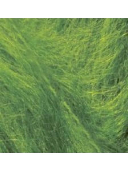 Мохер Классик зеленое яблоко 210