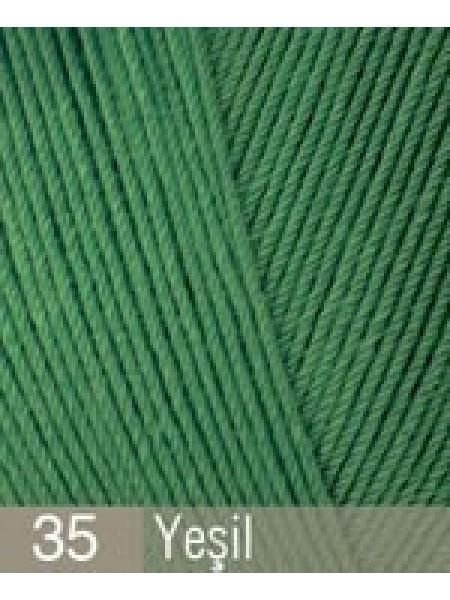 Фореве зеленый 35