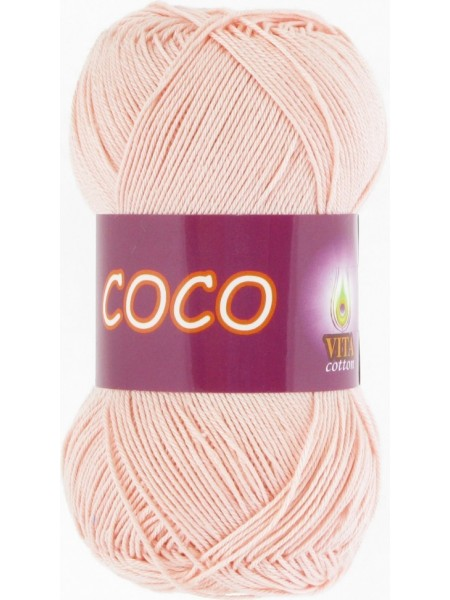 Coco пепельная роза 4317