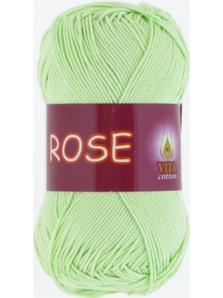 Роза 3910 св.салат