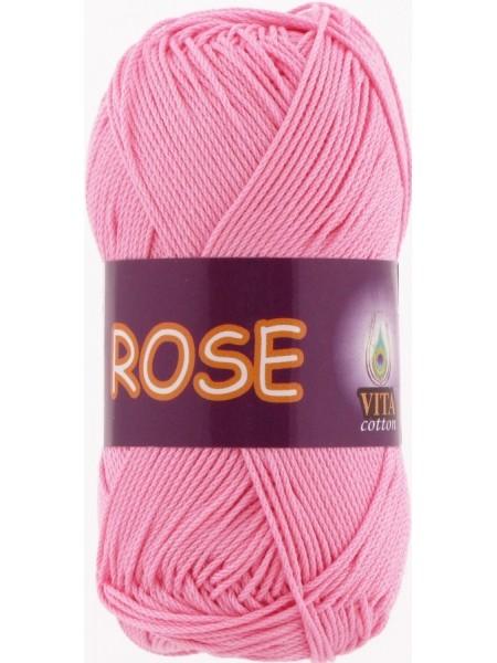 Роза 3933 розовый