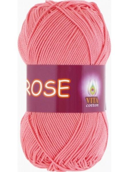 Роза 3905 коралл роз.
