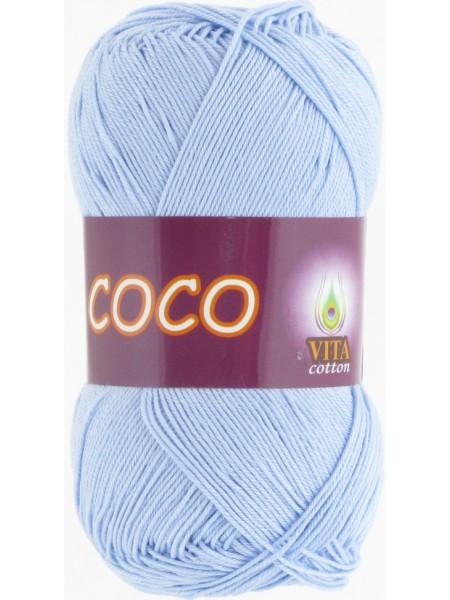 Coco голубой светлый 4323