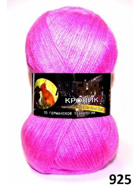 Ангора Кролик 925 розовый