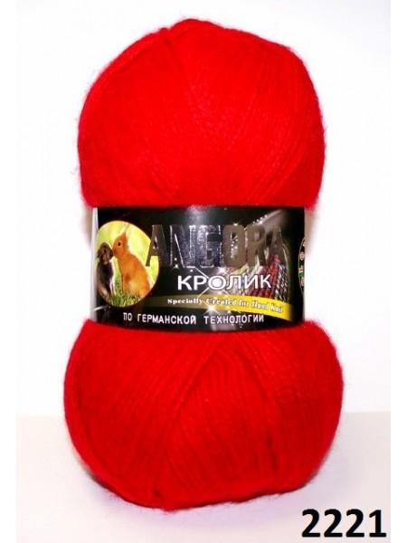 Ангора Кролик 2221 красный