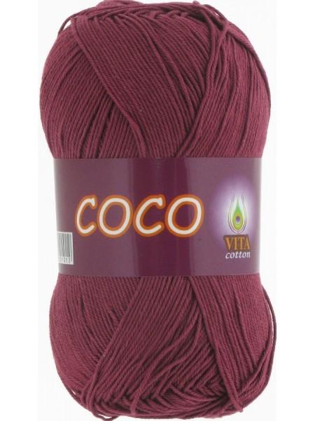 Coco светло-вишневый 4325