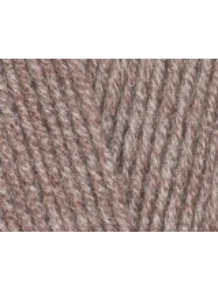 Коттон Софт Беби 240 светло-коричневый меланж