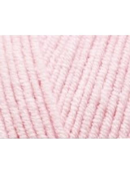 Коттон Софт Беби 184 розовый светлый