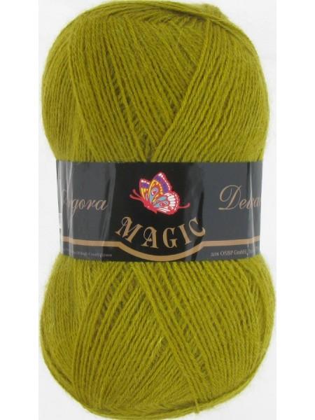 Ангора Деликат 1110 оливковый зеленый