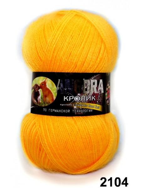 Ангора Кролик 2104 желтый