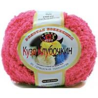 Кузя Клубочкин 32 розовый темный