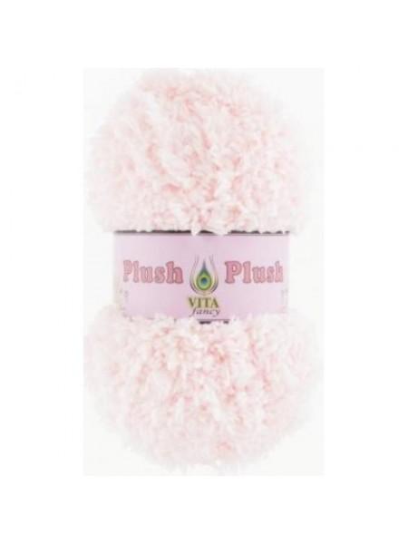 Плюш 5310 розовый светлый