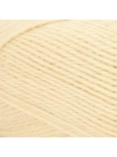 Натуральная шерсть белый