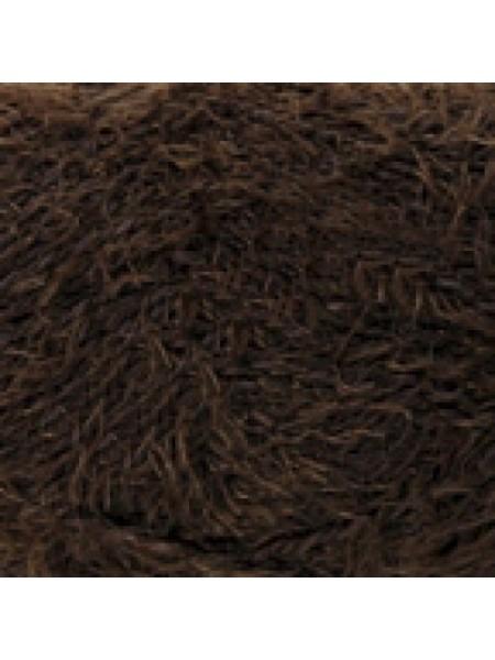 Хлопок мулине травка шоколад