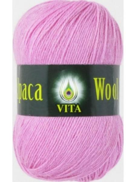 Альпака Вул 2959 розовый
