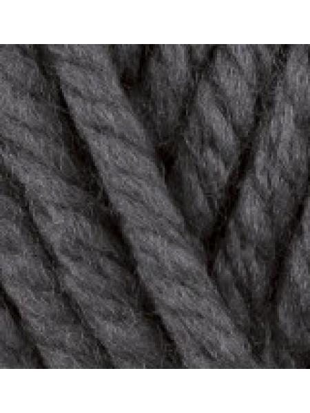 Суперлана Мегафил 196 темно-серый меланж