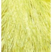 Травка Декофур желтый неон 552