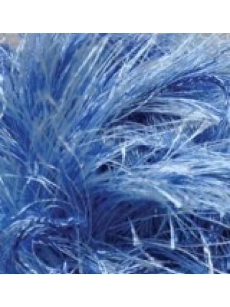 Травка Декофур голубой светлый 1370