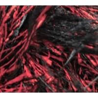 Травка Декофур черно-красный 1381
