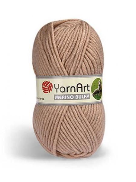 Пряжа Yarn art 'Merino Bulky' (50%шерсть, 50%акрил)