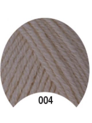 1842 Пряжа Madame Tricote Paris 'Merino Gold 200' 100гр. 200м. (60% мериносовая шерсть, 40% акрил)