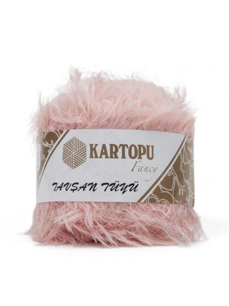 Пряжа 'Tavsan Tuyu' 100 гр. 50 м. (84%п/а, 16%п/э) ТУ
