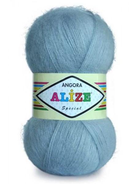 Пряжа ALIZE 'Angora Special' (60%мохер, 40%акрил)