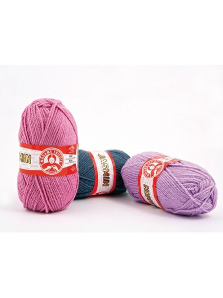 0264 Пряжа Madame Tricote Paris 'Jasmin' 100гр. 200м.(50%шерсть,50%акрил)