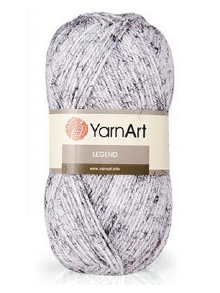 Пряжа Yarn art «Legend» (40%шерсть, 50%акрил, 10%вискоза)