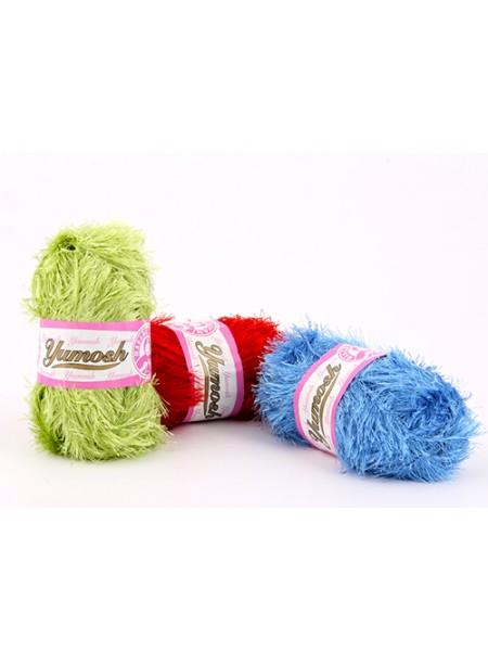 0274 Пряжа Madame Tricote Paris 'YUMOSH' 100гр. 150м.(100% п/э)