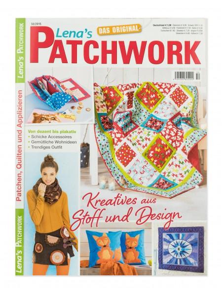 Журнал Lena's Patchwork 50/2016